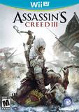 Assassin's Creed III (Nintendo Wii U)